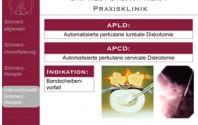 Automatisierte perkutane lumbale Diskotomie (APLD)