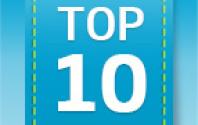 Top-10-Siegel von jameda für Top-Platzierung