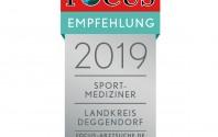 Focus Empfehlung 2019 für den Landkreis Deggendorf
